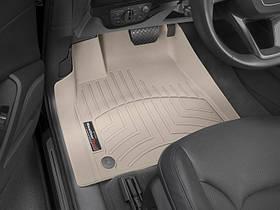 Ковры резиновые WeatherTech Bentley Bentayga 2016+ передние бежевые