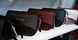 Женская Сумочка  клатч кож.зам  на плечо сумка кросс-боди . В расцветках, фото 2