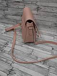 Женская Сумочка  клатч кож.зам  на плечо сумка кросс-боди . В расцветках, фото 7