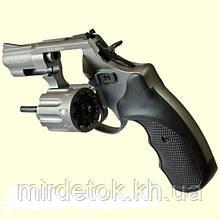 Револьвер под патрон Флобера Stalker Titanium 2.5″ syntetic