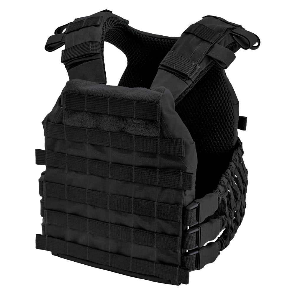 Плитоноска Plate Carrier Perun 3-20 Black
