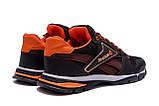 Чоловічі кросівки літні сітка Reebok Street Style Brown ., фото 6
