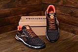 Чоловічі кросівки літні сітка Reebok Street Style Brown ., фото 8