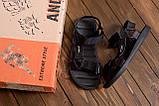 Чоловічі сандалі Rider RX Black, фото 7