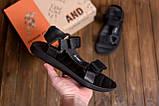 Чоловічі сандалі Rider RX Black, фото 8