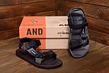 Чоловічі сандалі Rider RX Black, фото 9