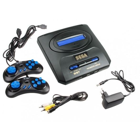 Игровая приставка Sega Magistr Drive 2 + 252 игры