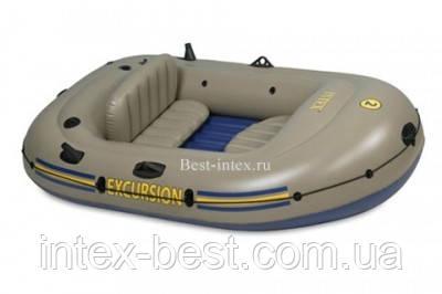 Надувная лодка Excursion 2 Set Intex 68318, фото 2