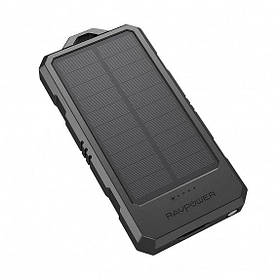 Портативна батарея RavPower Dual USB15000mAh Black (RP-PB124) EAN/UPC: 6970651388540