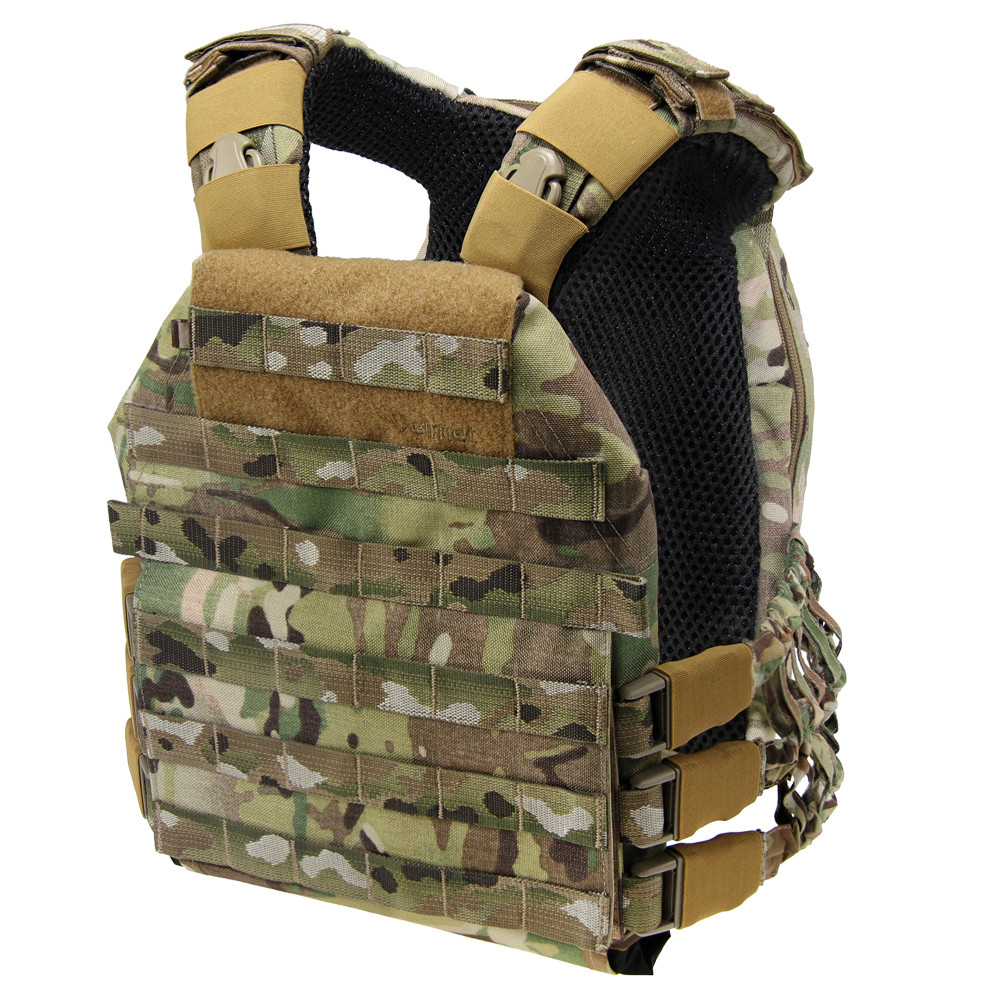 Плитоноска Plate Carrier Perun 4-20 Multicam