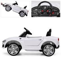 Для детей электромобиль M 3175EBLR-1 световые и звуковые эффекты, фото 3