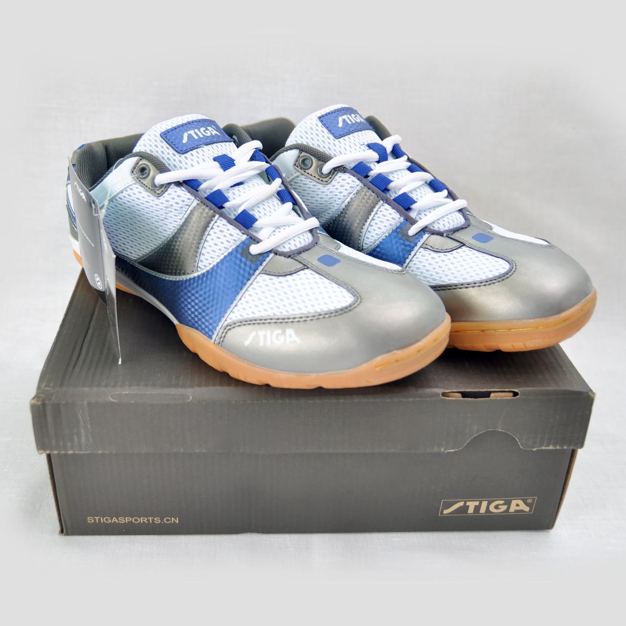 Теннисные кроссовки Stiga синие