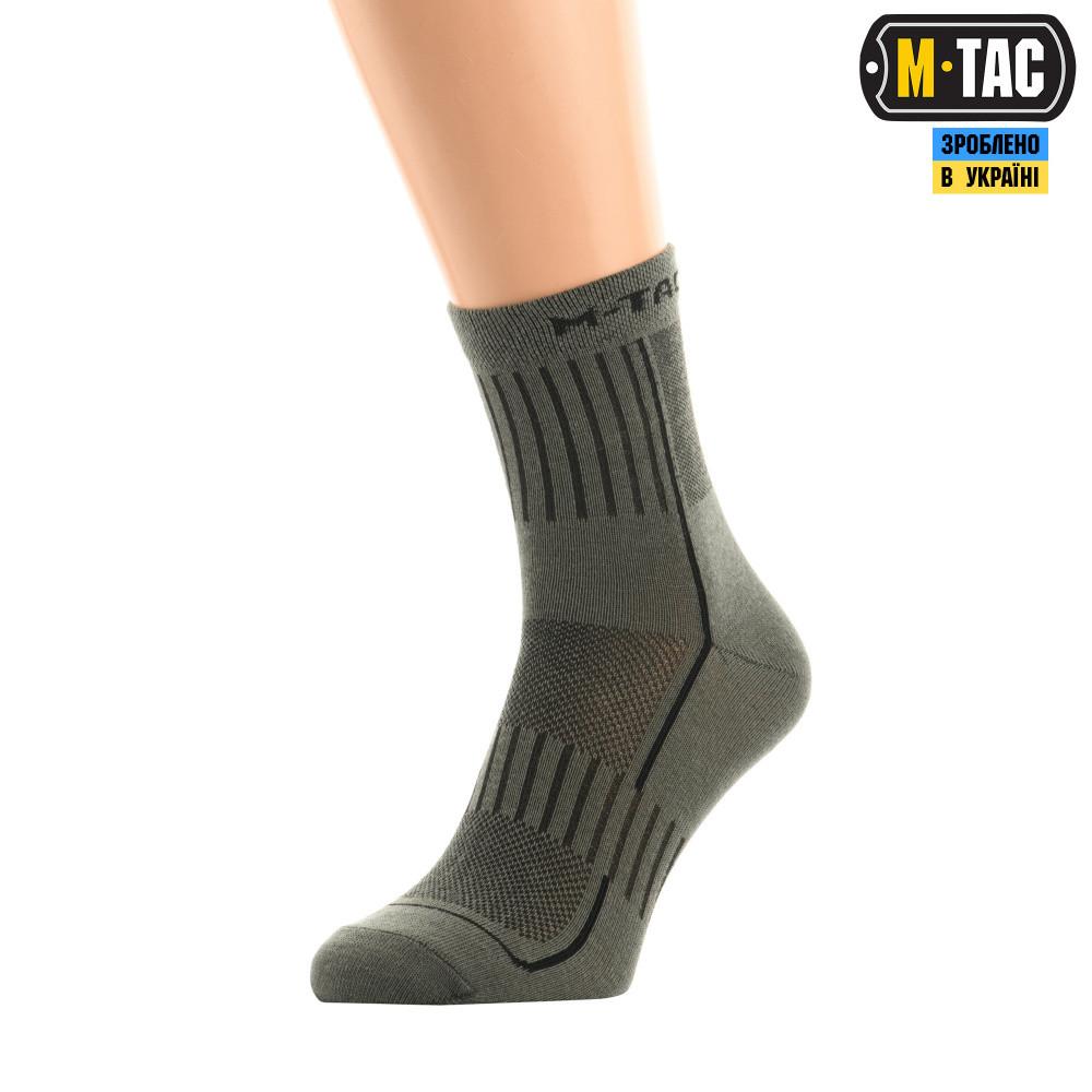 M-Tac носки легкие Mk.3 Olive