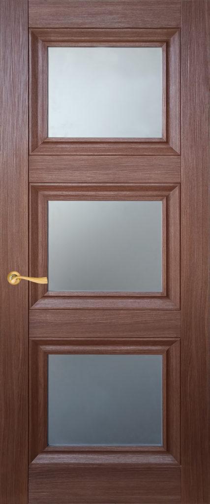 Межкомнатная дверь STDM Classic CL-3 ПО (застекленная)