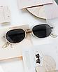 Очки солнцезащитные в стиле Ray-ban Hexagonal унисекс мужские женские квадратные, фото 10