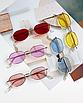 Очки солнцезащитные в стиле Ray-ban Hexagonal унисекс мужские женские квадратные, фото 5