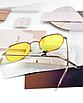 Очки солнцезащитные в стиле Ray-ban Hexagonal унисекс мужские женские квадратные, фото 7