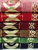 Полотенце махровое/рушник великий/банний у 6-и кольорах на вибір.