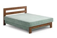 Кровать Ора с кантом без подъемного механизма 160