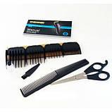 Профессиональная Машинка для стрижки волос GEMEI GM 806, фото 4