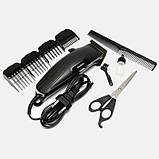 Профессиональная Машинка для стрижки волос GEMEI GM 806, фото 5