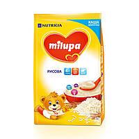 Каша молочна Milupa Рисова, 4+, 210г