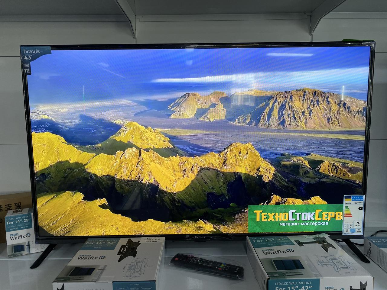 Телевизор  43 Bravis LED - 43G5000