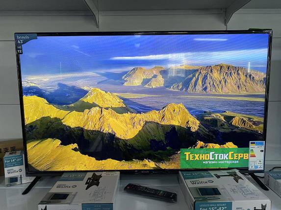 Телевизор  43 Bravis LED - 43G5000, фото 2