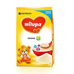 Каша молочна Milupa Манна, 6+, 210г