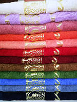 Полотенце махровое/рушник великий/банний в 11-и кольорах на вибір.