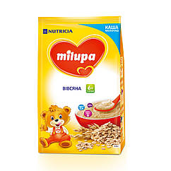 Каша молочна Milupa Вівсяна, 6+, 210г