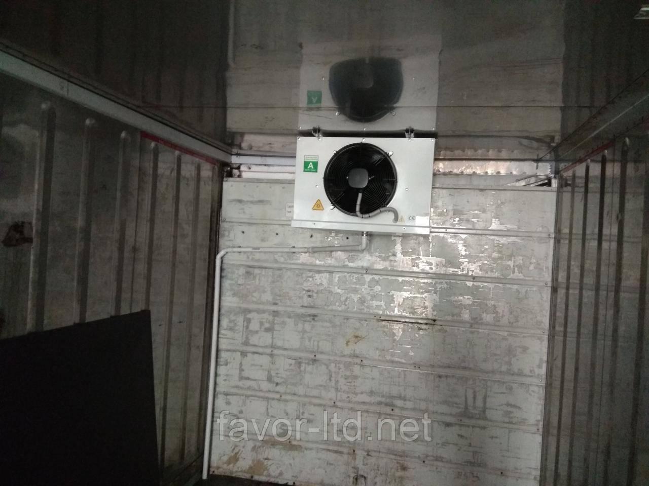 Холодильное оборудование для контейнера