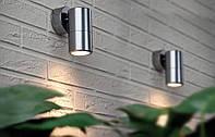 Настінний світильник алюмінієвий Paulmann Сріблястий