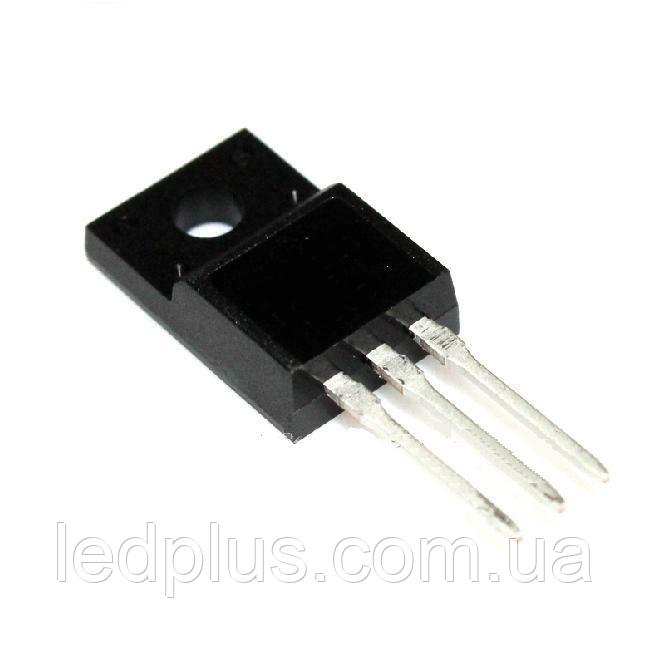 Транзистор FQPF4N60 N-канал 600В 2.6А
