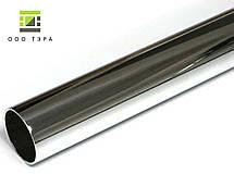 Труба aisi 304 40 х 2 мм нержавеющая круглая, кислотостойкая сталь 08Х18Н10 зеркальная, матовая, фото 3