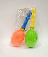 Маракаси дитячі( в упаковці 2 шт)