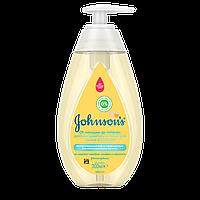 Johnsons Вaby шампунь та пінка д/миття і купання 300мл Від маківки до п'яточок
