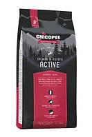 Сухой корм Chicopee HNL Active Salmon & Potato 12кг