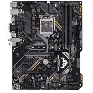 Материнська плата Asus TUF B360-Pro Gaming (WI-FI) Socket 1151, фото 2