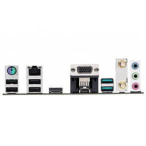 Материнська плата Asus TUF B360-Pro Gaming (WI-FI) Socket 1151, фото 3