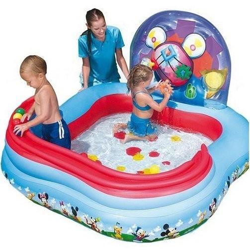 Детский игровой центр-бассейн