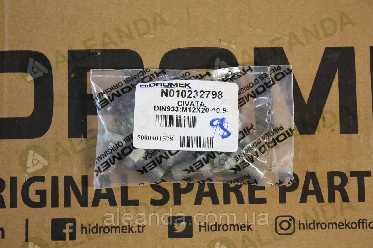 N010232798 болт для кріплення для підножкк Hidromek