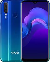 """Смартфон ViVo Y15 4/64GB Dual Sim Aqua Blue; 6.35"""" (1544х720) IPS / MediaTek MT6762 / ОЗУ 4 ГБ / 64 ГБ встроенной + microSD до 256 ГБ / камера 13+8+2"""
