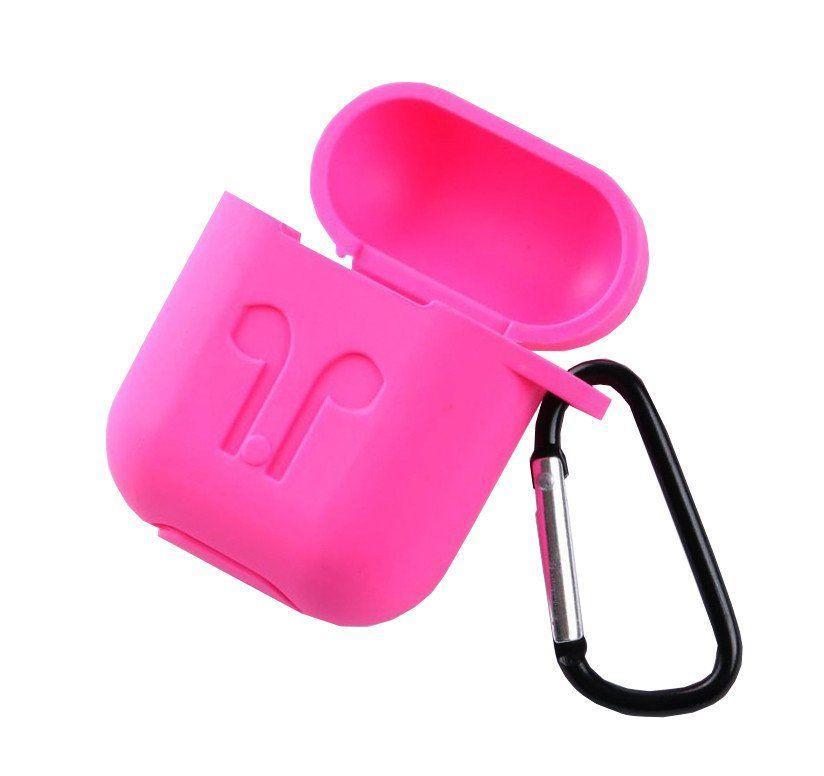 Чехол для Apple AirPods, Pink