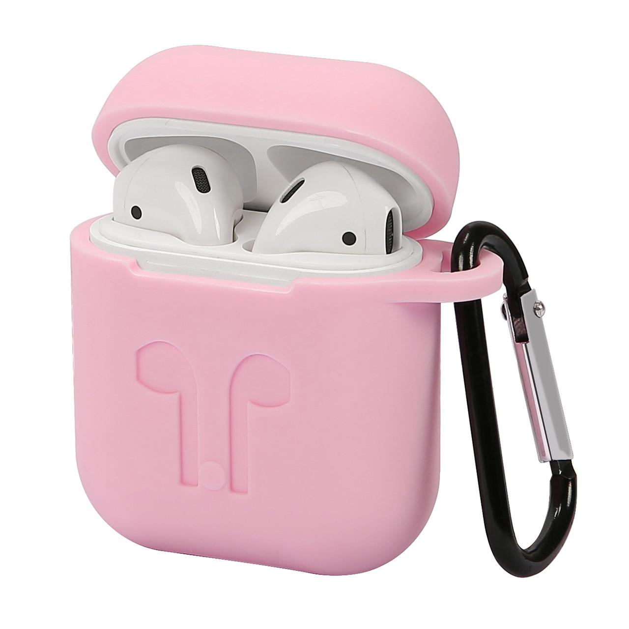 Чехол для Apple AirPods, Light Pink