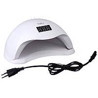 Лампа гибридная для маникюра SUN 48W UV/LED сушки гель лака (для манікюру, сушки лаку), фото 1