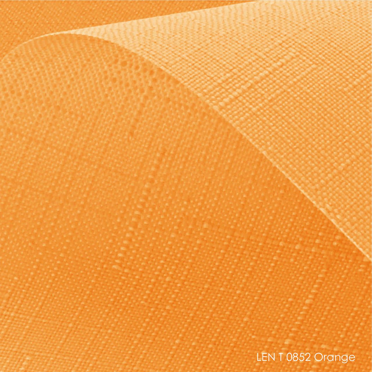 Тканинні ролети Len T-0852 orange