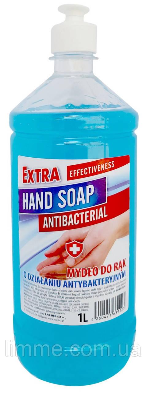 Антибактеріальне мило для рук Extra / Perle Hand Soap Antibarterial 1 л.