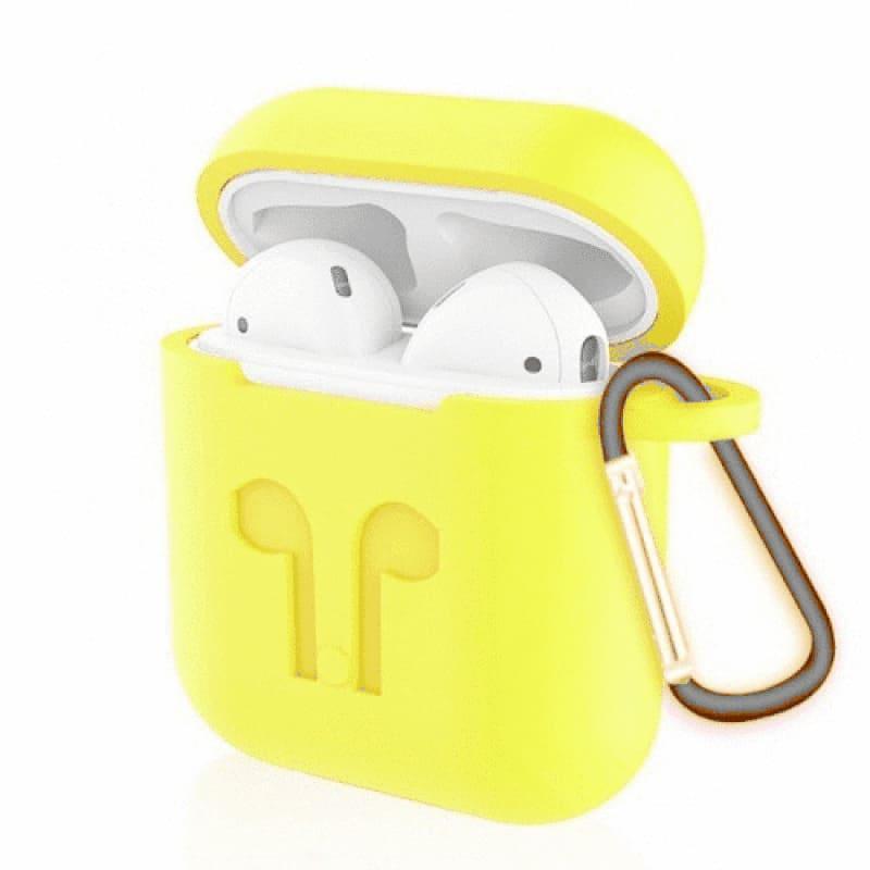 Чехол для Apple AirPods, Yellow