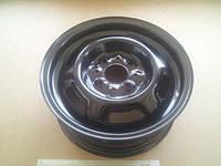 Диск колесный ВАЗ 2108, АвтоВАЗ (13Н2х5.0J 4x98 58.6 ET35) черный